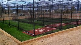 Euharlee, GA Batting Cage Turf and Mats