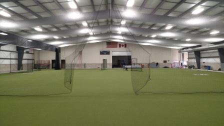 20,000 sq ft Indoor Facility