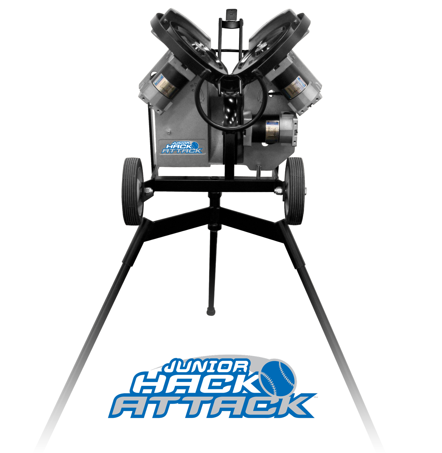 used hack attack pitching machine sale