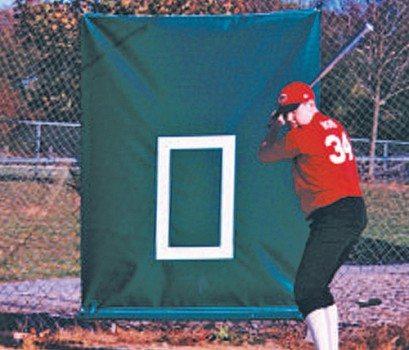cagesaver batting cage backdrop protector sports facility